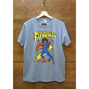 Soulsmania / ソウルズマニア メンズ 半袖Tシャツ FUNKMAN |kooka