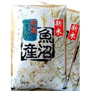 魚沼産コシヒカリ10kg(5Kg×2袋) 白米 29年産 新...