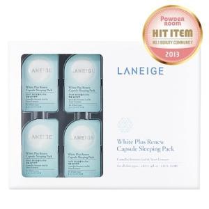 ラネージュ(Laneige)[ホワイトプラス リニュー]カプセル スリーピング パック (3ml×16枚) 韓国コスメ|kor24