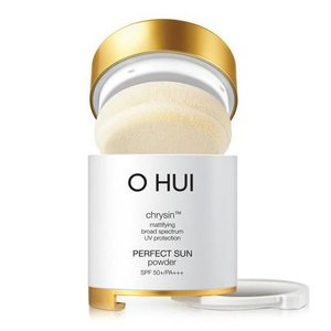 オフィ(Ohui)Perfect Sun  Powder(SPF50+ PA+++) 20g (02 ベージュ)|kor24