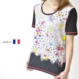フランス製 高級カジュアル レディース ミセスファッション ...