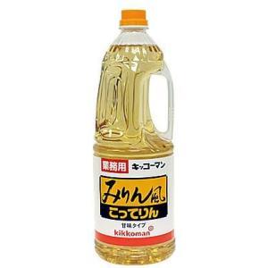 *日本調味料★キッコーマンみりん風 てっこりん 1.8L