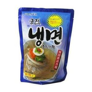 ★韓国食品//韓国冷麺★ 宮殿冷麺 (麺・スープ セット)430g koreasuper