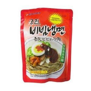 ★韓国食品*韓国冷麺★宮殿 ビビム冷麺 (麺、ソース セット) 220g koreasuper