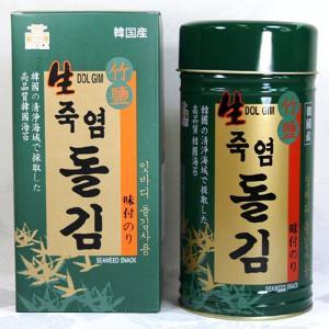 ★お中元★竹塩 岩海苔180枚 (1缶入) ★韓国食材*韓国のり★|koreasuper