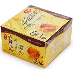 韓国食材*韓国_お茶★ドングレ茶 ティーバッグ (アマドコロ茶)