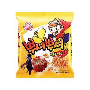 *韓国食材/韓国お菓子★オットギ  プショプショ (トッポキ味) 90g