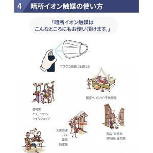 暗所イオン触媒 イオン除菌 500ml 詰め替え用 送料無料 日本製 除菌 抗菌 消臭 除菌スプレー マスクスプレー ウイルス対策 ウイルス除去 コロナウイルス対策 koreatrade 07