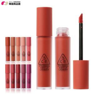 3CE ソフトリップラッカ SOFT LIP LACQUER 6g リップ 口紅 コスメ 化粧品 美容|koreatrade