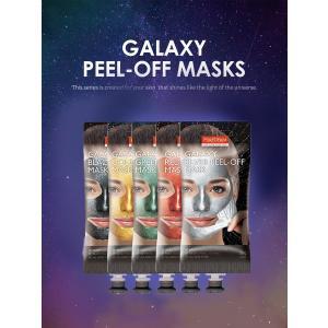PUREDERM GALAXY PEEL-OFF MASK 30g ギャラクシーフィルオフマスク 30g マスクパック コスメ 化粧品 美容 new2019|koreatrade|02