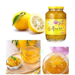 【3瓶】オットゥギ  三和ゆず茶(蜂蜜含有) 1kg ◆ オトゥギ 韓国茶 【韓国食品】|koreatrade|02