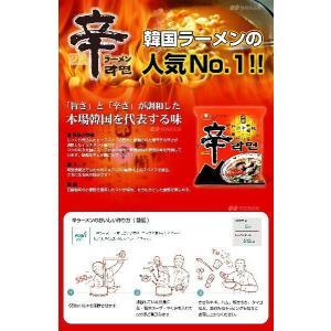 辛ラーメン 2 Box(80袋入り)韓国ラーメン 農心|koreatrade|02