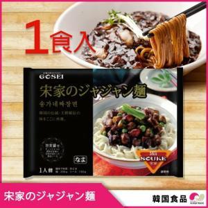 宋家 ソース付き 宋家のジャジャン麺 (ソンガネジャジャン麺) インスタント ジャジャン 韓国レトルト 韓国食品|koreatrade