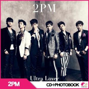 【日本初回盤B/CD】2PM  Ultra Lover(フォトブック付) ジュンス ニックン テギョン ウヨン ジュノ チャンソン ツーピーエム トゥーピーエム|koreatrade