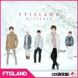 【SALE】【日本通常盤/CD】FTIsland  Distance (通常盤) エフティー・アイランド WPCL-1|koreatrade