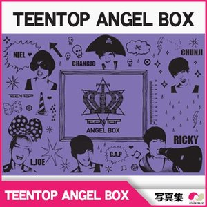 【SALE】【韓国雑誌】TEENTOP - TEENTOP ANGEL BOX (1 DISC)|koreatrade