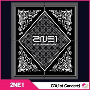 【韓国盤CD】2011 2NE1  NOLZA! 1ST LIVE CONCERT CD  Go Away Ugly Lonely|koreatrade