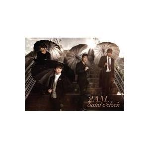 【韓国音楽】【送料無料】ツーエイエム(2AM)/1集[SAINTO'CLOCK]限定版【レビュー書いてプレゼント】|koreatrade