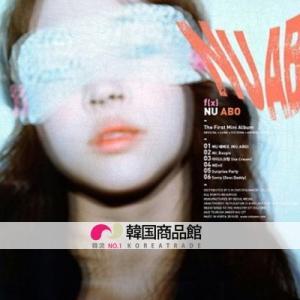 【韓国音楽】 f(x) エフエックス/Mini Album1集 fx Nu Abo koreatrade