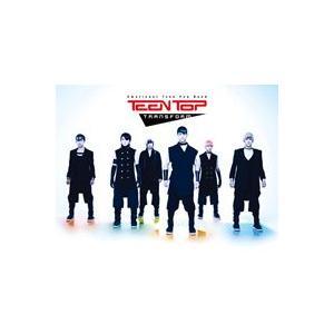 【韓国音楽】TEEN TOP - TRANSFORM (2nd Single) / teentop|koreatrade
