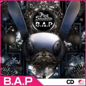 【韓国音楽】B.A.P (ビーエーピー)  正規 1集 - FIRST SENSIBILITY  /bap / ビーエイピー/正規1集 / 1004/ 【ポスター終了】|koreatrade