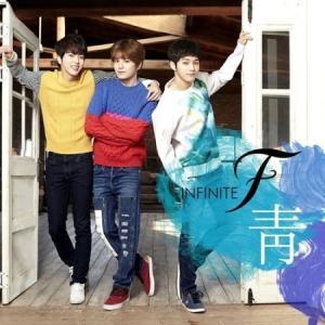 韓国音盤 インフィニット F(INFINITE F) - 青(1STシングルアルバム) 【韓国盤/CD】|koreatrade