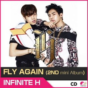【K-POP】 INFINITE H FLY AGAIN ( 2nd mini album ) ◆ インフィニットH - フライアゲイン (2NDミニアルバム) インフィニット エイチ 【K-POP】【CD】|koreatrade