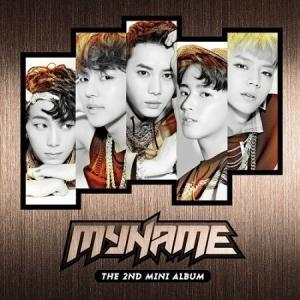 【予約2/13】【初回ポスター】マイネーム -  MYNAME (ミニアルバム2集)【韓国音楽】 【K-POP】【CD】|koreatrade