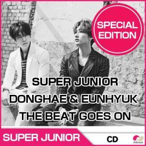 韓国盤CD SUPER JUNIOR DONGH...の商品画像