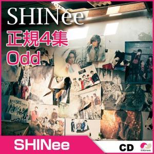予約5/18 2015 SHINee 正規4集「オード」(Odd) ★ shinee シャイニー SHINEE CD odd★ オンユ、ジョンヒョン、キー、ミンホ、テミン|koreatrade
