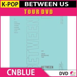 1次予約限定価格 CNBLUE - 2017 CNBLUE [BETWEEN US] TOUR DVD (2DVD+2CD)  発売2018年3月29日 4月初発送予定 K-POP DVD CD|koreatrade
