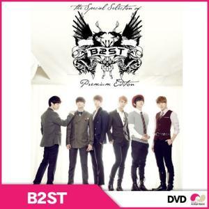 ★【韓国盤DVD】 BEAST(ビースト)The Selection of BEAST 「 International Edition」b2st POBD-23901 大型画報集 + メイキングDVD + シール8種|koreatrade