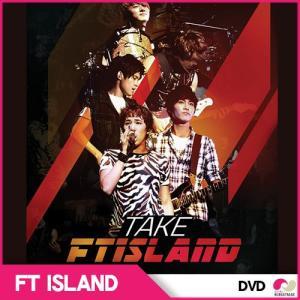 【韓国盤DVD】 FT ISLAND - 2012 FTISLAND CONCERT [TAKE FTISLAND] (2 DISC) +フォトブック|koreatrade