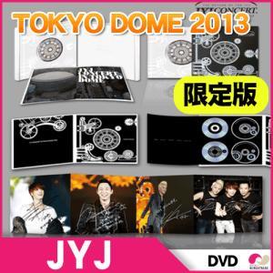 【再入荷】【韓国版DVD】【リージョンコード1,3】 JYJ  -  2013東京ドームコンサート[THE RETURN OF THE JYJ](4 DISC)限定版、写真集(約200P)+ミニポスタ koreatrade
