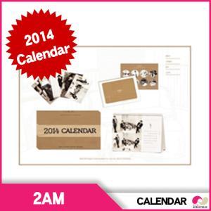 【韓国グッズ】2AM - 2014 SEASON GREETING シーズングリティング 2014カレンダー|koreatrade