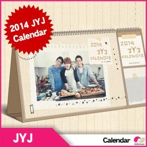 【SALE】【韓国グッズ】 JYJ 2014 公式 CALENDAR ★ JYJ 2014 シーズングリーティング ★ JYJ 2014カレンダー koreatrade