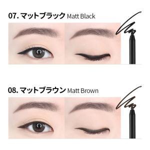 メール便 送料無料 シスターエンダブルエフェクトウォータープルーフアイペンシル(Double Effect Water Proof Eye Pencil) キラキラ SISTER ANN / シスターアン koreatrade 18