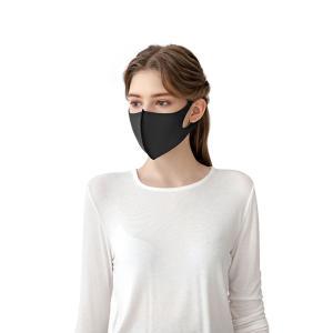 メール便 送料無料 MAU 3D立体型マスク BLACK+@ 2枚セット 水洗浄OK ファッションフェイスカバー 3D立体型マスク 洗える 水洗浄OK マスク|koreatrade|06