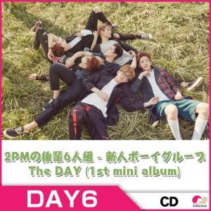 デイシックス(DAY6)The Day(1stアルバム)★ 2PMの後輩6人組 - 新人ボーイグループ|koreatrade