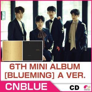 1次予約限定価格 CNBLUE(シエンブルー)ミニアルバム(6th MINI A  ALBUM)[BLUEMING] ★発売4/4 発送4月中旬 K-POP CD|koreatrade