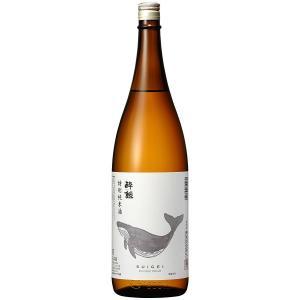 酔鯨 特別純米酒 1800ml 高知県/酔鯨酒造/
