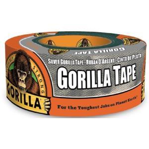 KURE 呉工業  <強力補修テープ> ゴリラテープ シルバー(GORILLA TAPE )