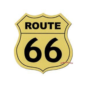 Route66ステッカー(No.2)■ゆうパケット発送OK|koromini