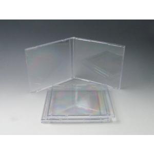 高品質CDケースの外側部分 トレイなし 200個  Pケース・ジュエルケース|kosakashop