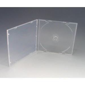 CDケース PPスーパースリムケース(フィルム付) 100個|kosakashop