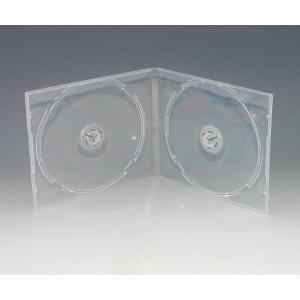 CDケース DVD・CD2枚用 PPケース 100個|kosakashop