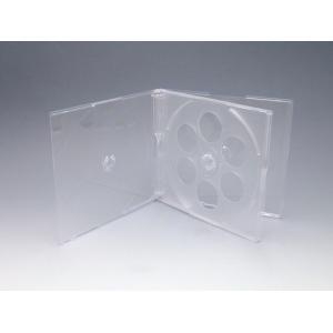 CDケース4枚用 4CDケース(10mm) 50個入 kosakashop