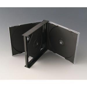 CDケース4枚用 CD4枚用マルチケース  100個   CDケース4枚用 kosakashop