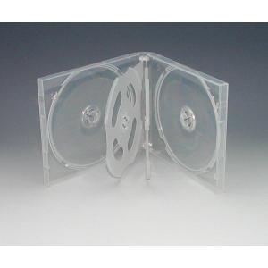 CDケース6枚用 PPケース 100個入 6枚収納CDケース|kosakashop