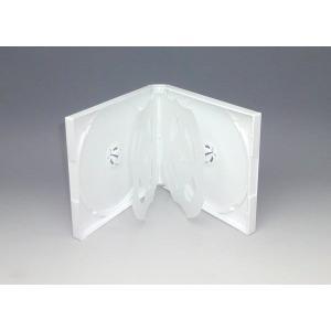 CDケース6枚用 PPケース 白 10個入|kosakashop